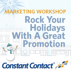 Rock Your Holidays: Effective Holiday Promotions for All Businesses @ Microsoft Store - Tyson's Corner | Tysons Corner | Virginia | United States