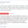 Yelp Customer Review on Facebook Page