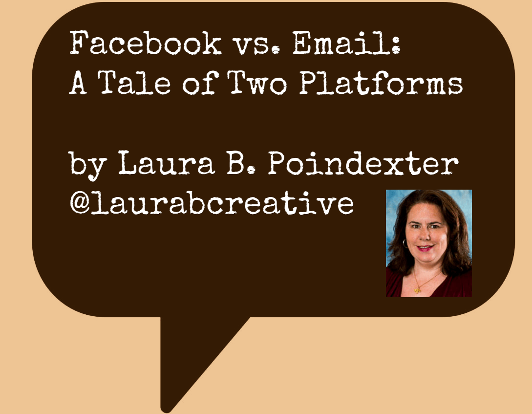 Facebook vs. Email: A Tale of Two Platforms