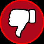 Thumbs-Down-Circle