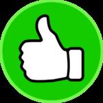 Thumbs-Up-Circle