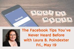 Webinar: The Facebook Tips You've Never Heard Before @ online