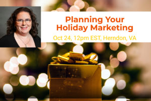 Planning Your Holiday Marketing Workshop @ Pinot's Palette - Dulles | Herndon | Virginia | United States