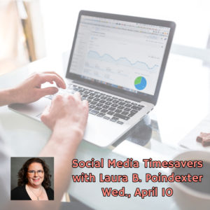 Webinar: Social Media Timesavers @ online | McLean | Virginia | United States