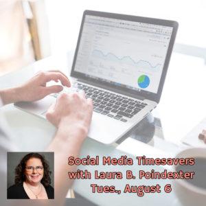 Webinar: Social Media Timesavers @ online | McLean | Virginia | United States