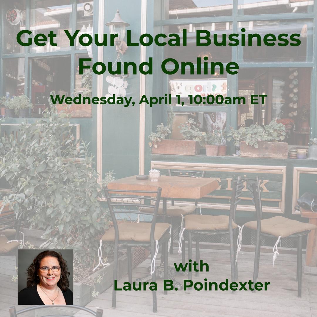Local Business Webinar