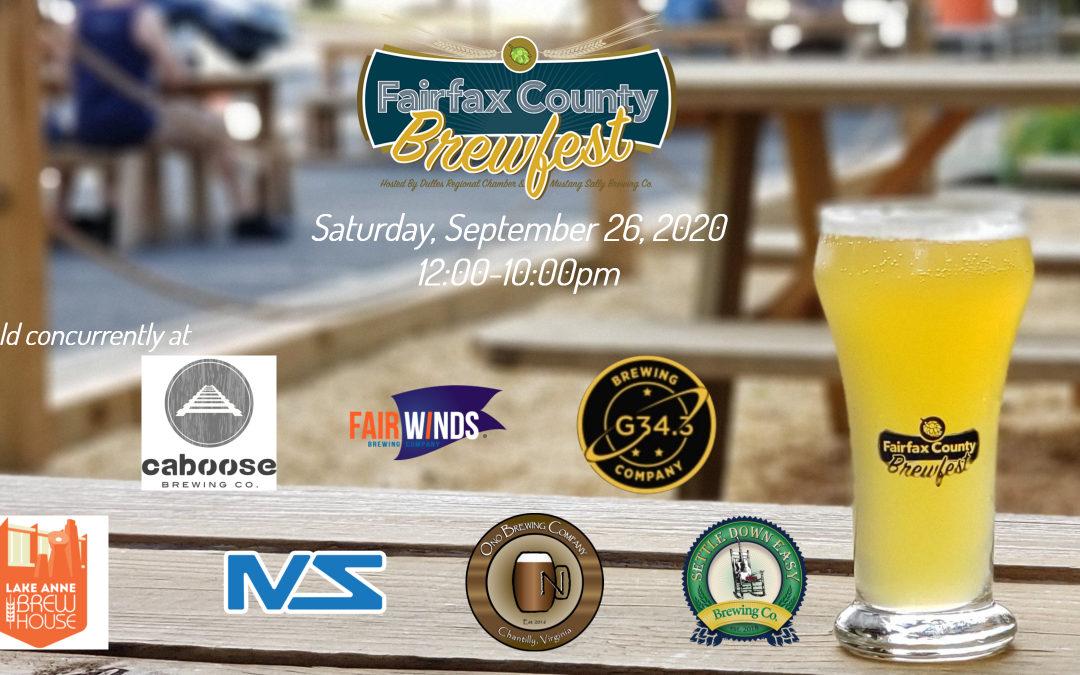 Fairfax County Brewfest 2020