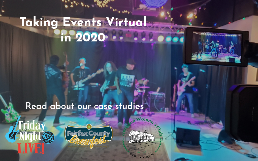 Taking Events Virtual in 2020 Cover Image