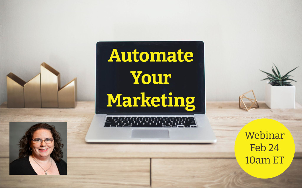 Automate Your Marketing Webinar