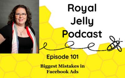 Episode 101: Biggest Mistakes in Facebook Ads